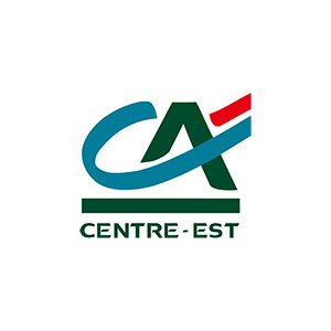 Crédit Agricole Centre-Est logo